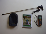 Protimeter Balemaster GRN6165 hand held straw and hay moisture meter (Latest Model)